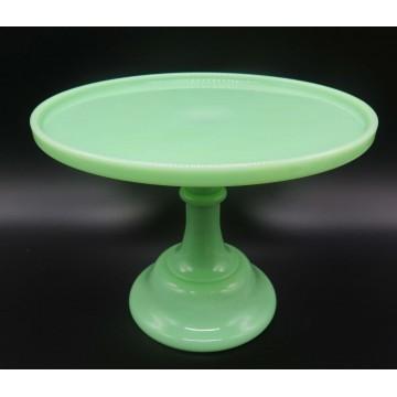 """10"""" Jade Cake Stand"""