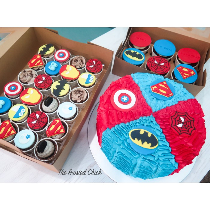 Superhero Themed