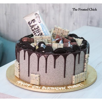 Oreo Hersheys Cake