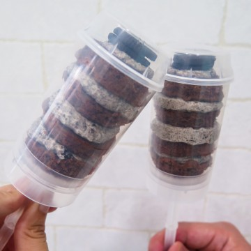 Cookies & Cream Push Pop