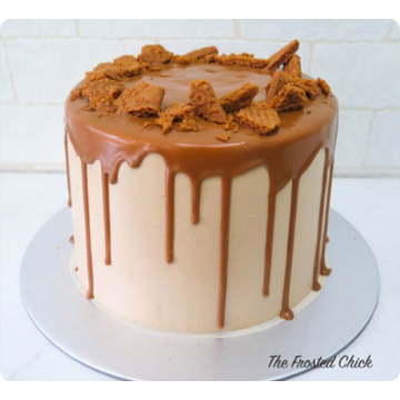 Spectacular Speculoos Cake