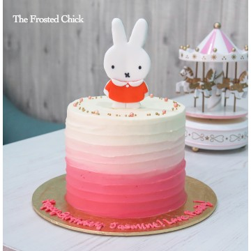 Miffy Fondant Topper