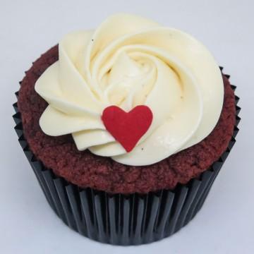 Signature Red Velvet Cupcake